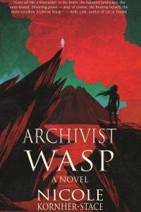 Arhivista Wasp · Nicole Kornher-Stace