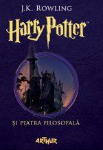 Harry Potter și piatra filosofală (Harry Potter #1) · J. K. Rowling
