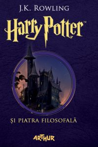 Harry Potter și piatra filosofală (Harry Potter #1) · J. K. Rowling