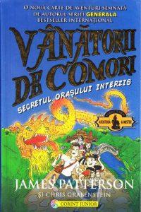 Secretul orașului interzis (Vânătorii de comori #3) · James Patterson și Chris Grabenstein