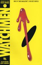 Watchmen – Alan Moore și Dave Gibbons