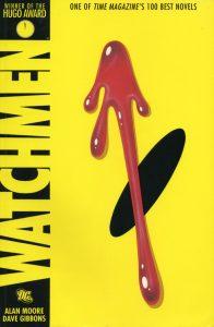 Watchmen – Alan Moore și Dave Gibbons