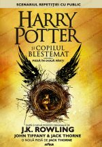Harry Potter and the Cursed Child (Harry Potter #8) · John Tiffany & Jack Thorne