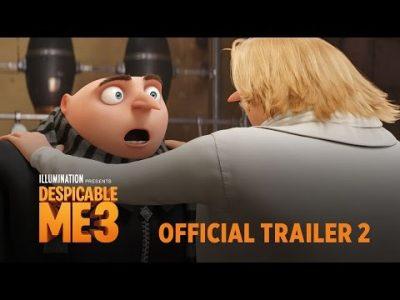 Trailer – Despicable Me 3 (2017)