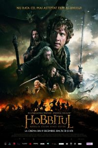 The Hobbit: The Battle of the Five Armies · Hobbitul: Bătălia celor cinci oștiri (2014)