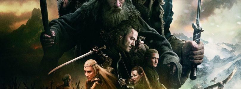 The Hobbit: The Battle of the Five Armies · Hobbitul: Bătălia celor cinci oștiri (2014)