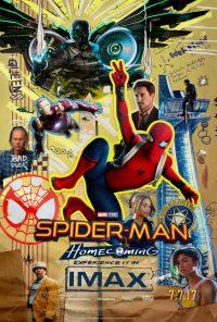 Spider-Man: Homecoming – experiențe cinematografice unice, doar în IMAX și 4DX