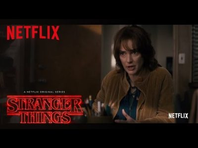 Trailer – Stranger Things (sezonul 1)