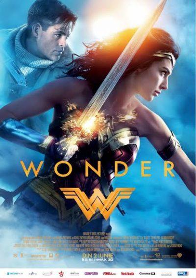 ,,Wonder Woman'' este oficial super eroina box office-ului românesc