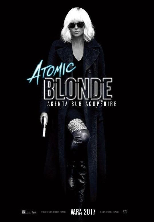 "Charlize Theron este agenta sub acoperire din ""Atomic Blonde"""