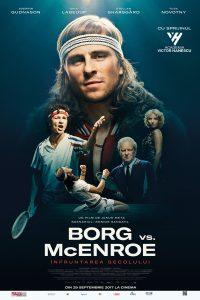 Borg vs. McEnroe: Înfruntarea secolului (2017)