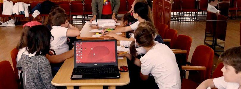 Joacă ce vezi! – Proiect de intervenție culturală