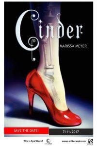 Fragmente în avanpremieră: Cinder & Zile și nopți de vară