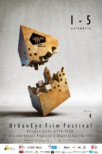 Între 1 și 5 noiembrie are loc ediția a patra a UrbanEye Film Festival 2017