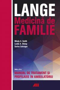 Editura ALL lansează campania de precomenzi pentru volumul LANGE. MEDICINĂ DE FAMILIE