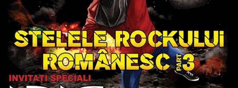Stelele Rockului Românesc la ediția a III-a