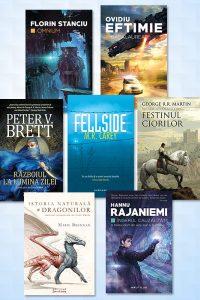 Festin literar la Editura Nemira: 7 titluri de citit în această toamnă