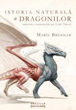 Fragment în avanpremieră: Istoria naturală a dragonilor, de Marie Brennan