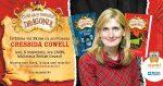 """Cressida Cowell, îndrăgita autoare a seriei """"Cum să-ți dresezi dragonul"""", via skype la British Council București"""