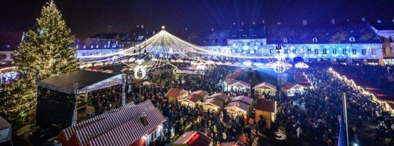 Unele dintre cele mai frumoase târguri de Crăciun din România!