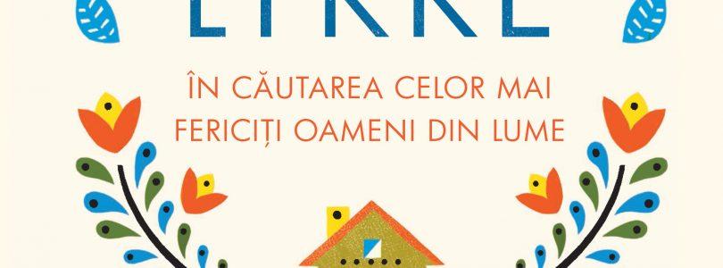Meik Wiking, cel mai de seamă expert în fericire din lume, vine la București