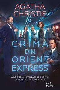 Crima din Orient Express, bestsellerul Agathei Christie, apare la Editura Litera, în colecția Buzz Books