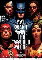 Justice League · Liga dreptății (2017)
