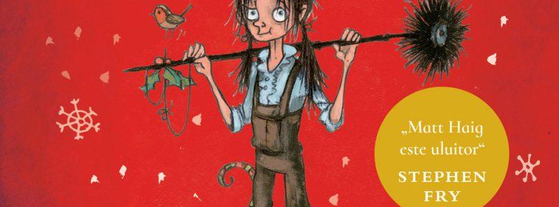 Fetița care a salvat Crăciunul – cea mai așteptată carte pentru copii a anului