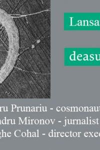 """Lansarea volumului """"OZN-uri deasupra României"""" de Dan Farcaș"""