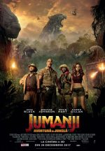 Jumanji: Welcome to the jungle · Jumanji: Aventură în junglă (2017)
