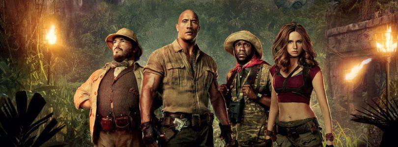 """""""Jumanji: Aventura în junglă"""" – lansarea sfârșitului de an, la cinema"""