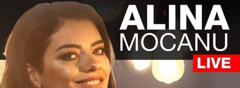 X Factor Alina Mocanu live la Tunes Pub
