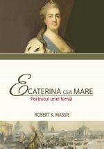"""Volumul """"Ecaterina cea Mare. Portretul unei femei"""" este disponibil pentru precomandă"""