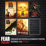 [CONCURS] Creează un poster pentru serialul Fear the Walking Dead
