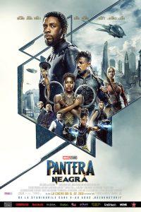 Black Panther  ·  Pantera neagră (2018)