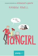 """Fangirl · Rainbow Rowell – """"Sunt prea mulţi oameni. Şi nu am ce căuta printre ei."""""""