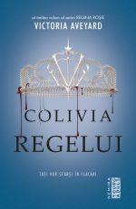Fragment în avanpremieră: Colivia regelui (Regina roșie #3)