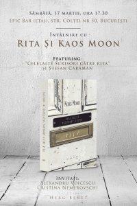 Întâlnire cu Rita și Kaos Moon la București