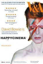 David Bowie is se vede la Happy Cinema București