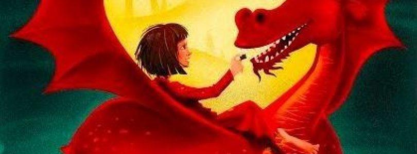 """Dragonul cu inima de ciocolată · Stephanie Burgis – """"Oamenii mint şi înşală!"""""""