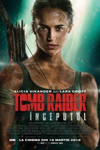 Tomb Raider: Începutul (2018)
