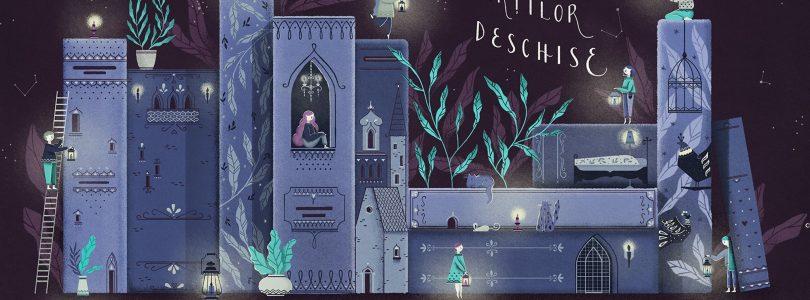 Magic Library la Noaptea Cărților Deschise! Intră în universul magic al cărților!