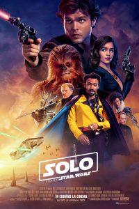 """Călătoreşte într-o galaxie îndepărtată cu """"SOLO: O poveste Star Wars"""""""