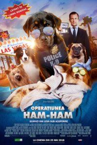 """""""Operaţiunea ham-ham"""" se lansează în cinematografe"""