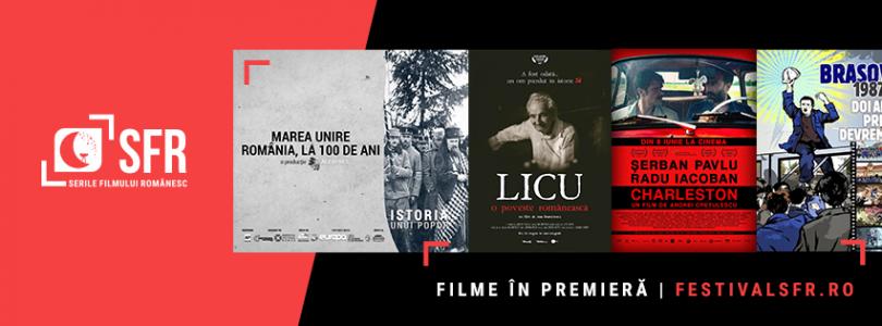 FILME ÎN PREMIERĂ LA SFR 2018: DESPRE VIAȚĂ, DORINȚĂ, ROMÂNIA CENTENARĂ, REVOLUȚIE ȘI VÂRSTELE IUBIRII