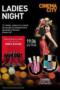 """""""Ocean's 8: Jaf cu Clasă"""" debutează cu avanpremiera eveniment """"Ladies Night"""", la Cinema City"""