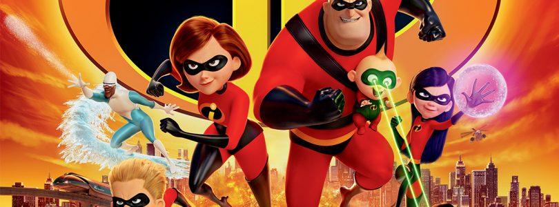 Incredibilii 2, o nouă aventură de familie pentru iubitorii de animații cu supereroi