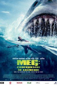 """Jason Statham are un inamic fără precedent în filmul """"MEG: Confruntare în Adâncuri"""""""