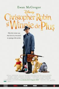 Christopher Robin şi Winnie de Pluş · Christopher Robin (2018)
