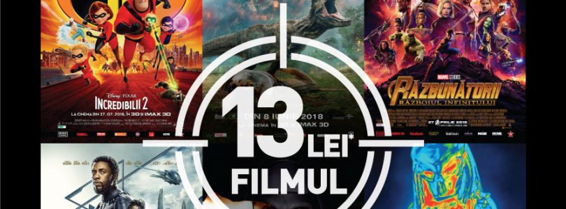 [Ziua Blockbusterelor din 2018] Pe 29 septembrie, hai la IMAX Day!